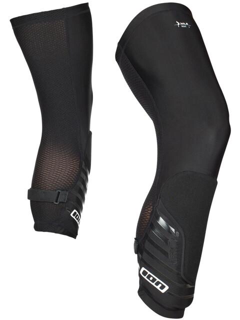 ION K_Sleeve Knee Protectors black